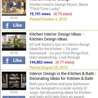Interior Design Lesson Videos app