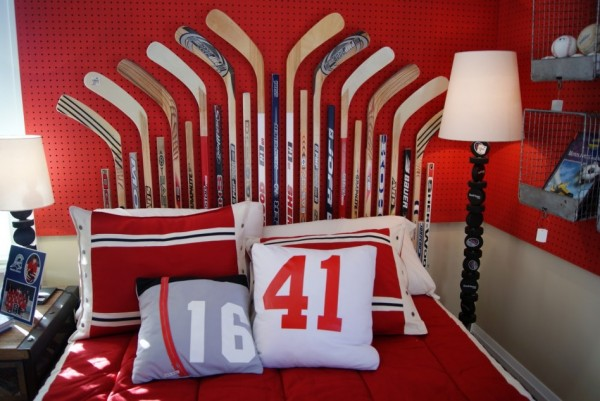 Kids bedroom theme ideas 600x401 Kids Room Wall Decorating Ideas