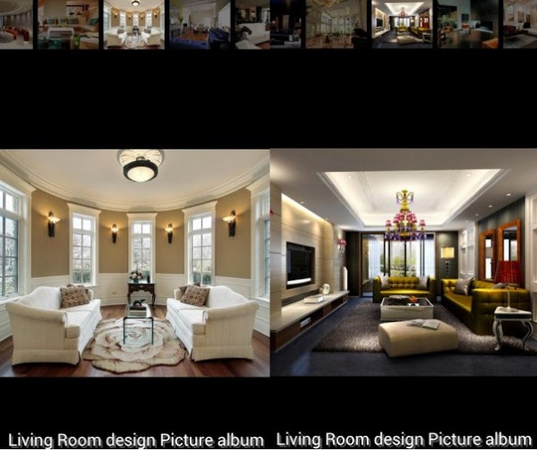 Free Inspiring Android Apps To Help You Decorate Interior Design