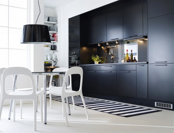 Scandinavian design for kitchen 600x461 Scandinavian Design Style for Your Home
