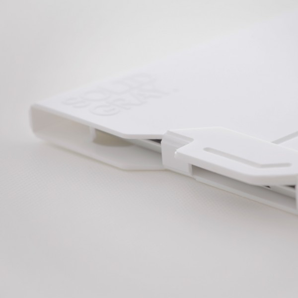 Sleek white cover for tablet 600x600 Smart iPad Tablet Cover