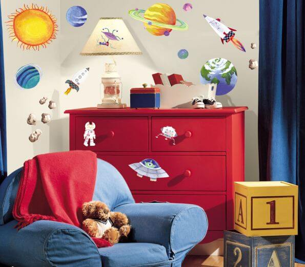 Wall coverings ideas for kids room Kids Room Wall Decorating Ideas