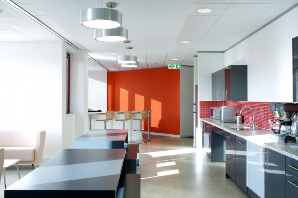 office interior design 600x400 Office Fit Out: Fresh Interior Design Ideas For 2013