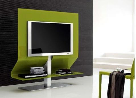 tv position interior design TVs In Modern Interiors: To Hide Or Not To Hide