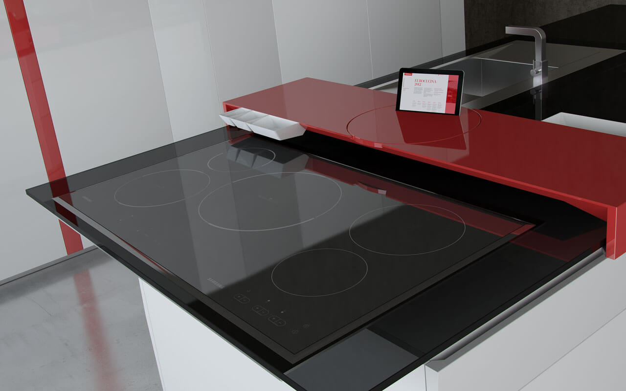 Modern-kitchen-surface-with-Samsung-Galaxy-01