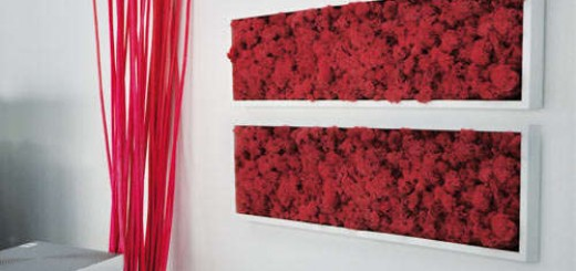 Red-wall-planter-decor-idea-from-Benetti-Stone
