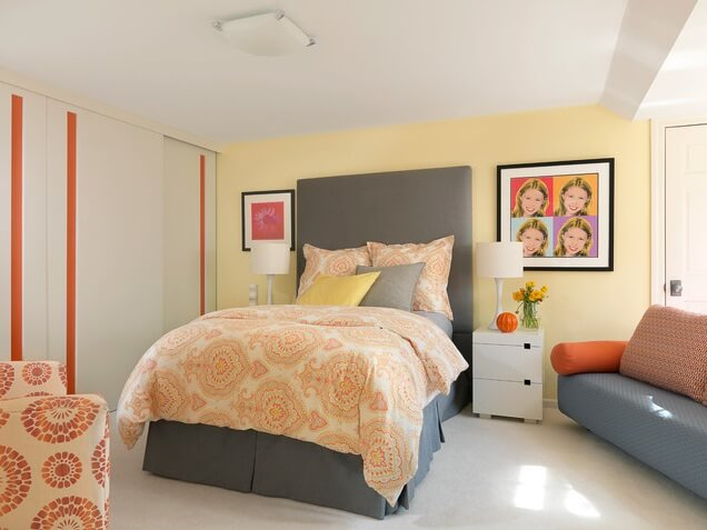 cheerful teenage girl room design Stylish Teenage Girl Bedroom Ideas