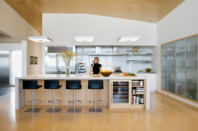 kitchen islands - Kitchen With An Island Design
