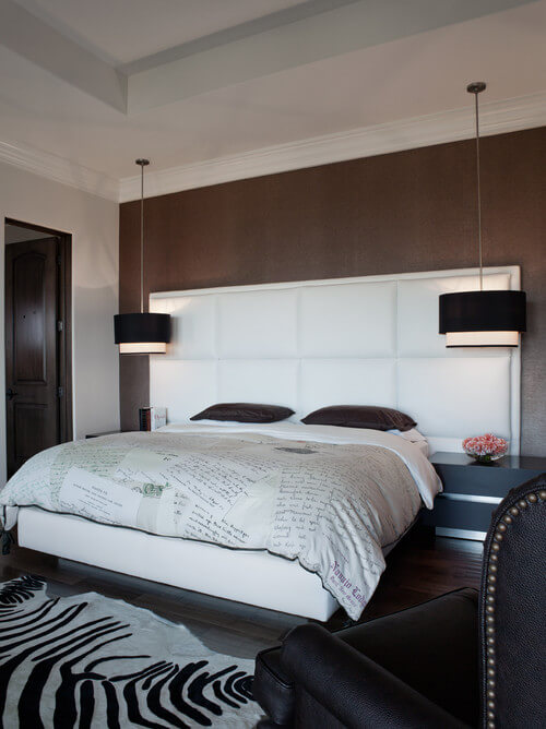 Contemporary bed headboad How to Find the Perfect Bed Headboard for your Bedroom