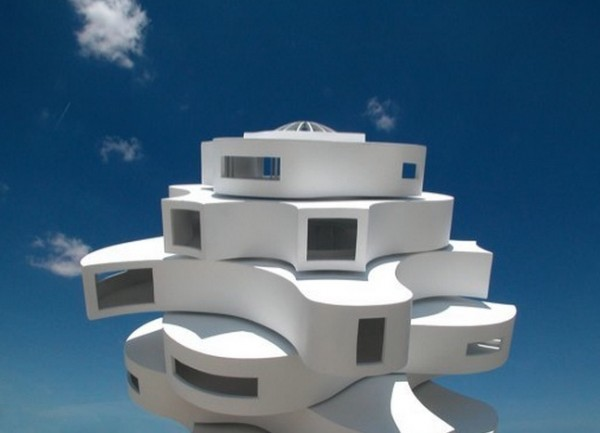 Creative-wind-shaped structure-04
