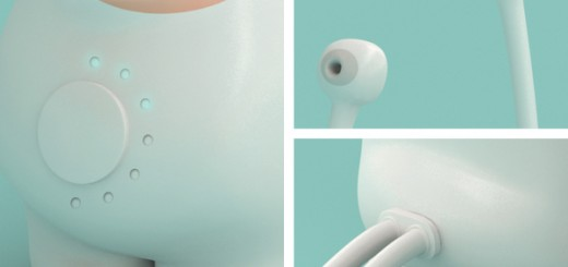 Ecogadget-with-friendly face-by-Ah&Oh-Studio