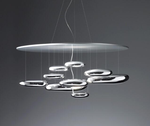Futuristic Designer Lighting: Mercury – Interior Design
