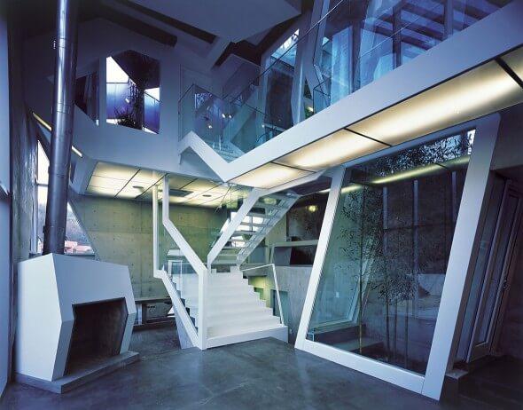 Dynamic And Unrealistic Interior Design By Irojekham