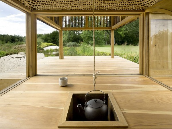 tea cup 600x450 Amazing Tea house architecture  by  A1 Architects