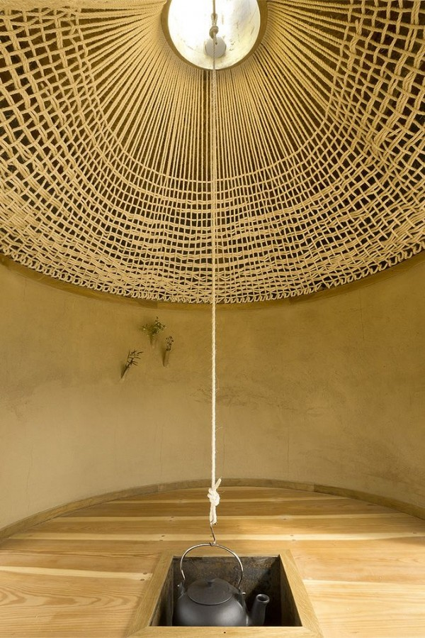 tea house 600x899 Amazing Tea house architecture  by  A1 Architects