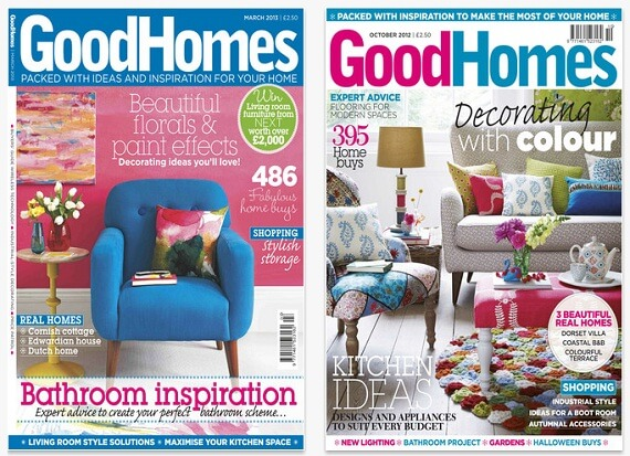 GoodHomes magazine for iPad Home Decor Magazines to Read on Your Tablet