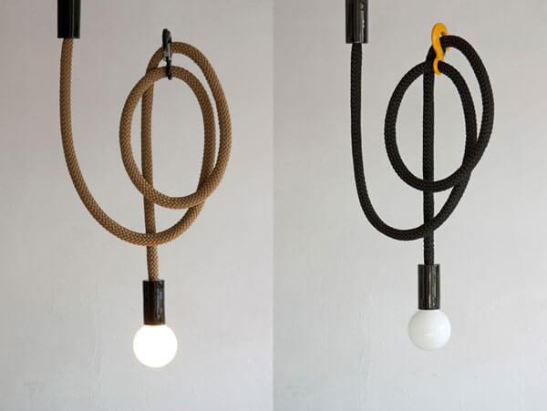 Interesting Lamp interesting hook line lamppani jurek – interior design, design