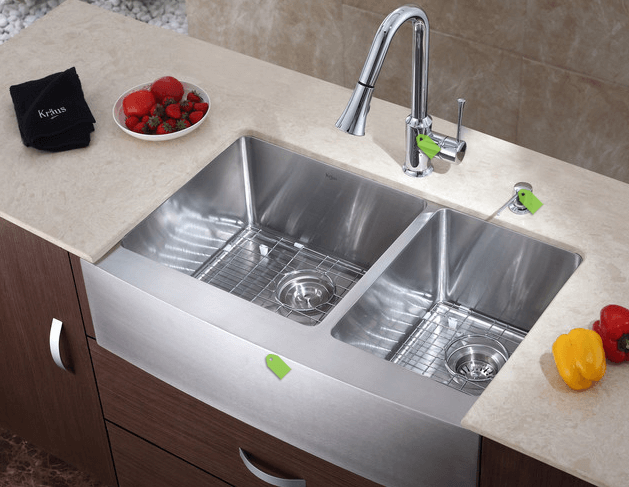 Home kitchens kitchen faucets sinks sinks - Home Inter Modern Kitchen Sinks Stainless Steel