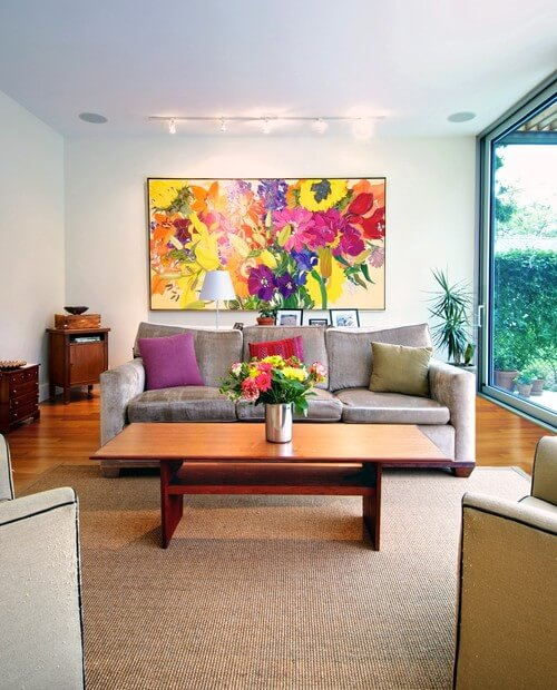 Modern living room Decorating Ideas for Living Rooms