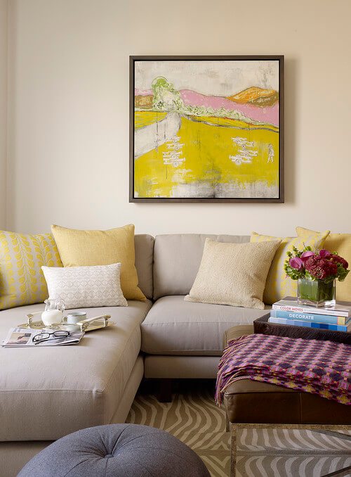 Pastel color palette living 3 Must Have Home Furnishing Trends for 2013