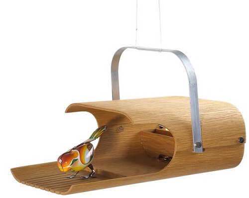 Piepschau birdhouse 10 Birdhouses to Decorate Your Outdoor Space this Spring