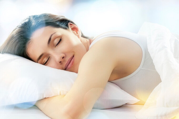 Sleeping pillow Improve Your Health With A Good Night's Sleep