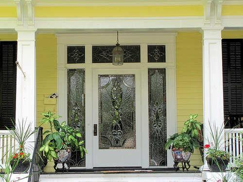 exterior-doors with-glass-panels