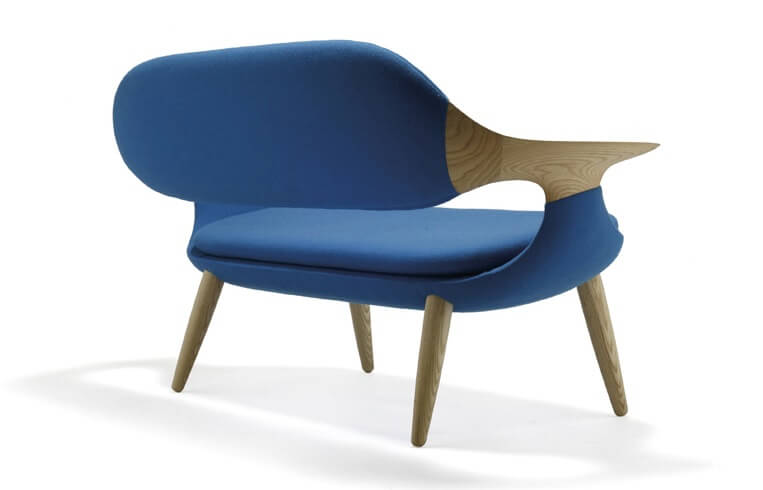 Appealing sofa design Furniture with Unique Silhouette  IS Sofa by Inoda and Sveje