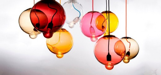 Colourful-ceiling-lamp