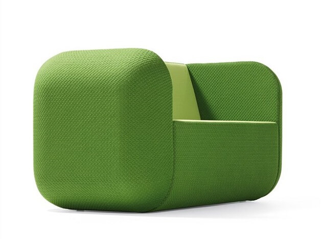 Cube-like-armchair