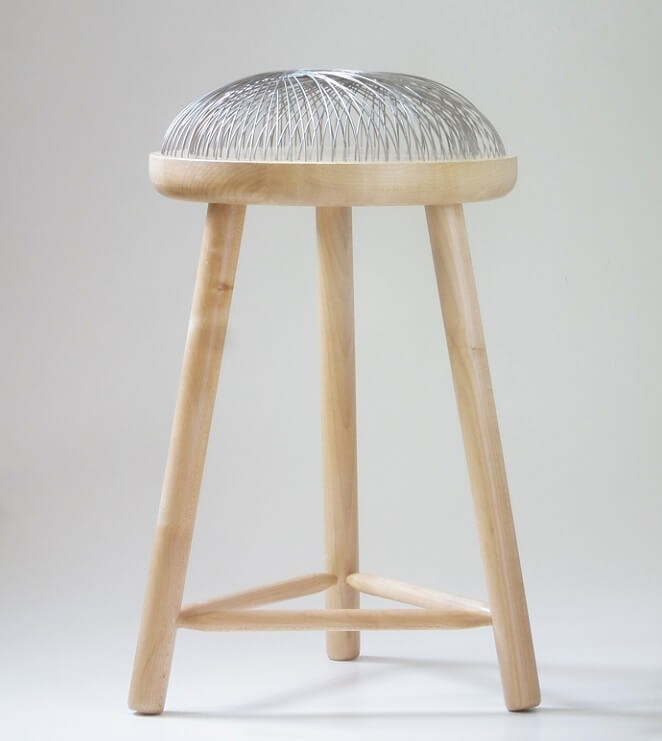 Dome inspired stool 6 Modern and Creative Stool Designs