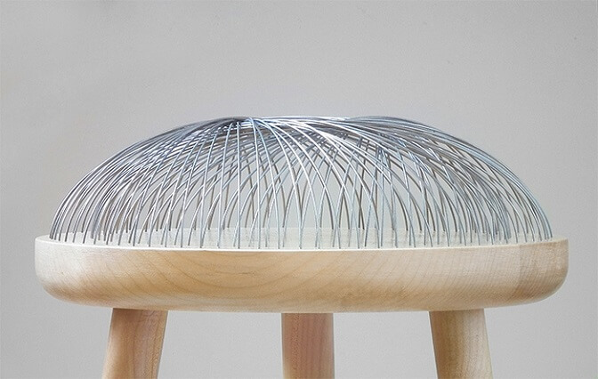 Dome stool by Stoer 6 Modern and Creative Stool Designs