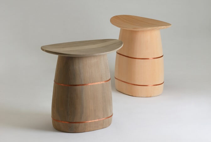 Handcrafted-Ki-Oke-stool & 6 Modern and Creative Stool Designs u2013 Interior Design Design News ... islam-shia.org