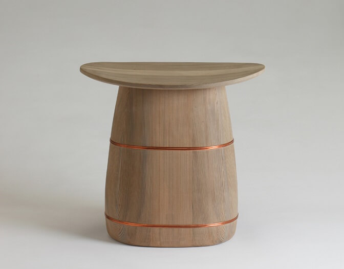 Ki Oke stool by OeO 6 Modern and Creative Stool Designs