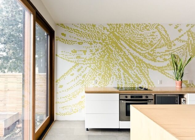 beautiful kitchen wall design ideas gallery - amazing home design