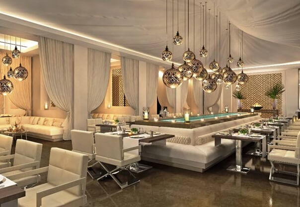 Levant Arabic heritage Stunning JW Marriott Marquis Hotel Dubai  The Worlds Tallest Hotel