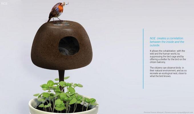 Noe-birdhouse