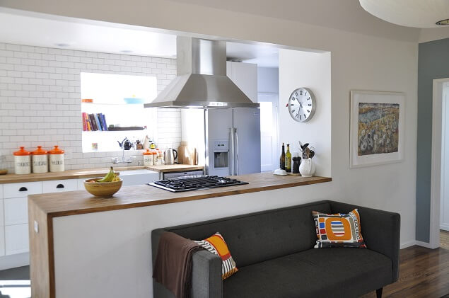 Open-space-kitchen