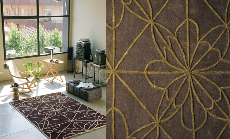 Rugs collection by Nanimarquina African House Rugs Collection by Nanimarquina