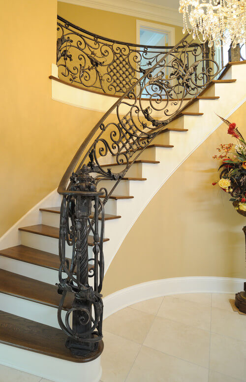 Art-nouveau-design-staircase