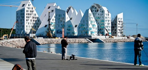 Iceberg-urban-development