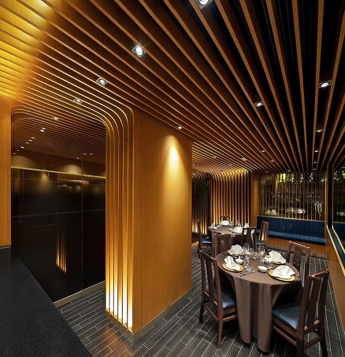 Vip dining experience at pak loh restaurant in hong kong for Dining room hong kong