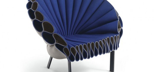 Blue-creative-chair