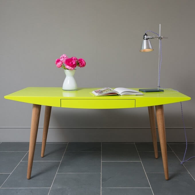 Steuart padwick s 6 creative desk designs interior - Creative office desk ideas ...
