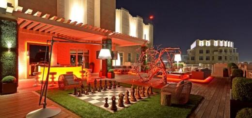 LED-lights-rooftop-garden