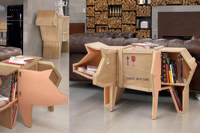 Sending-Animals-furniture