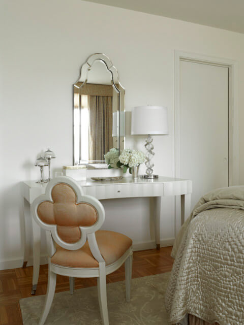 Beautiful dressing table 5 Contemporary White Dressing Tables to Get Ready For Your Day