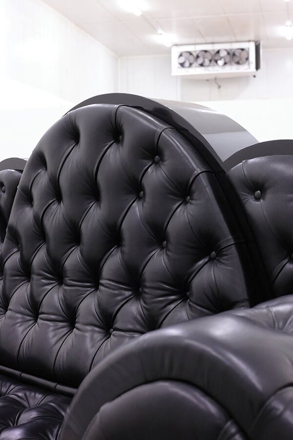 Creative-black-sofa