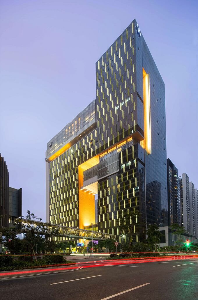 Rocco design architects completed w guangzhou hotel for M design hotel