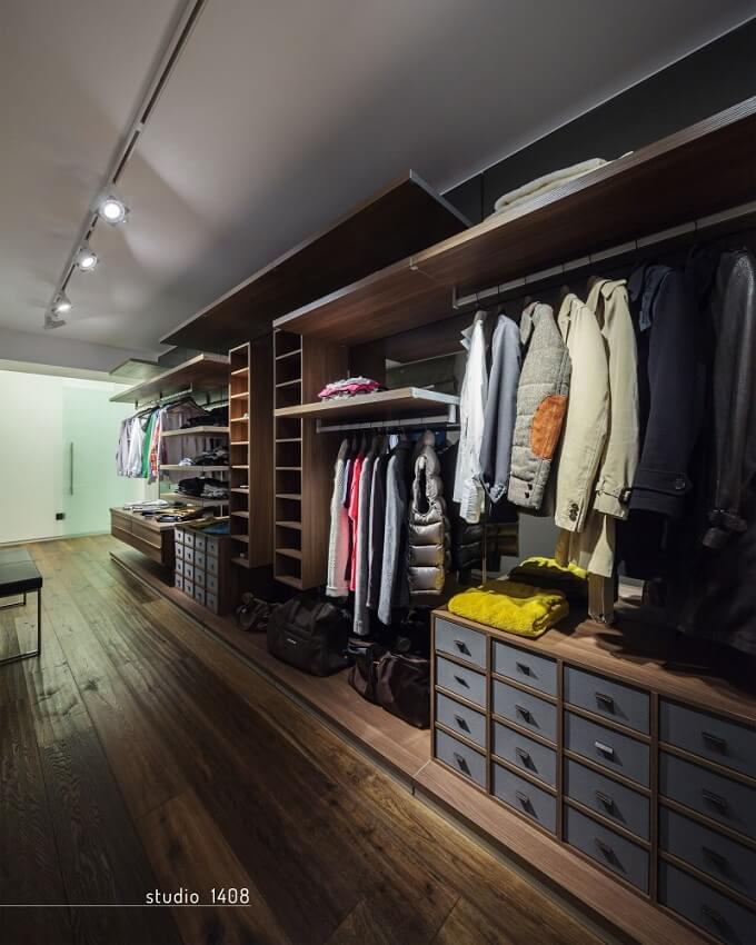 Large Walk In Closet Images